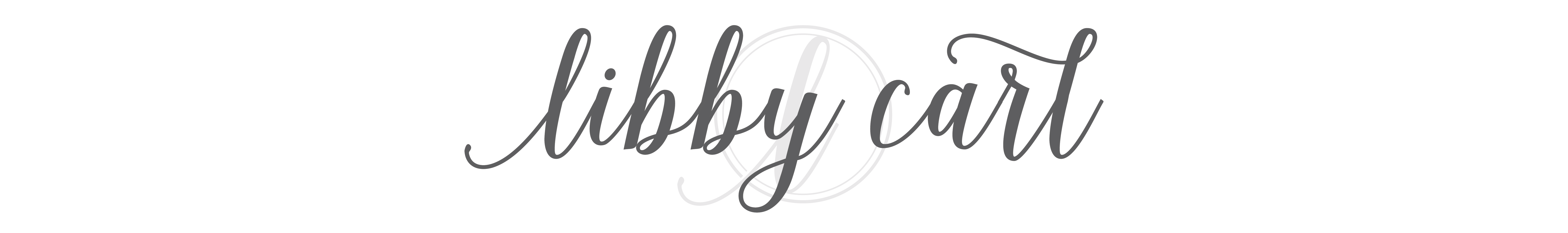 Libby Carl - thoughts on life, health and family…